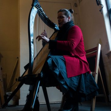 Harp Meditations on International Women's Day 2018